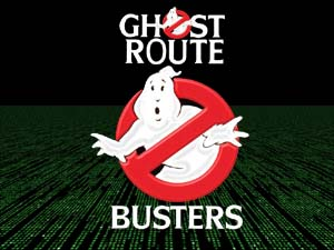 Ghost Route Busters